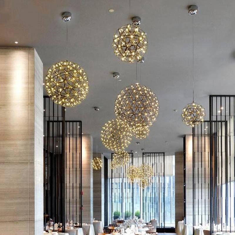 Online Get Cheap Ball Pendant Lights Aliexpress | Alibaba Group Regarding Rv Pendant Lights (View 5 of 15)