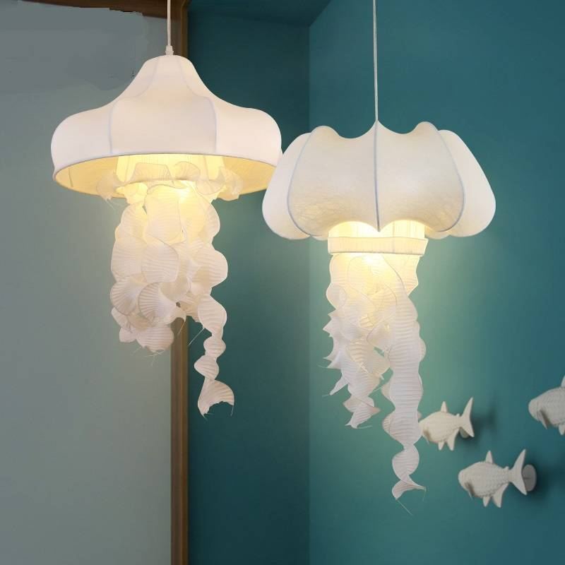 Online Get Cheap Jellyfish Pendant Lamp  Aliexpress | Alibaba In Jellyfish Pendant Lights (#13 of 15)
