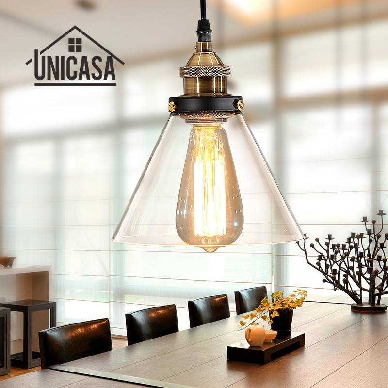 Online Get Cheap Mini Pendant Light Shades Glass  Aliexpress For Discount Mini Pendant Lights (#11 of 15)