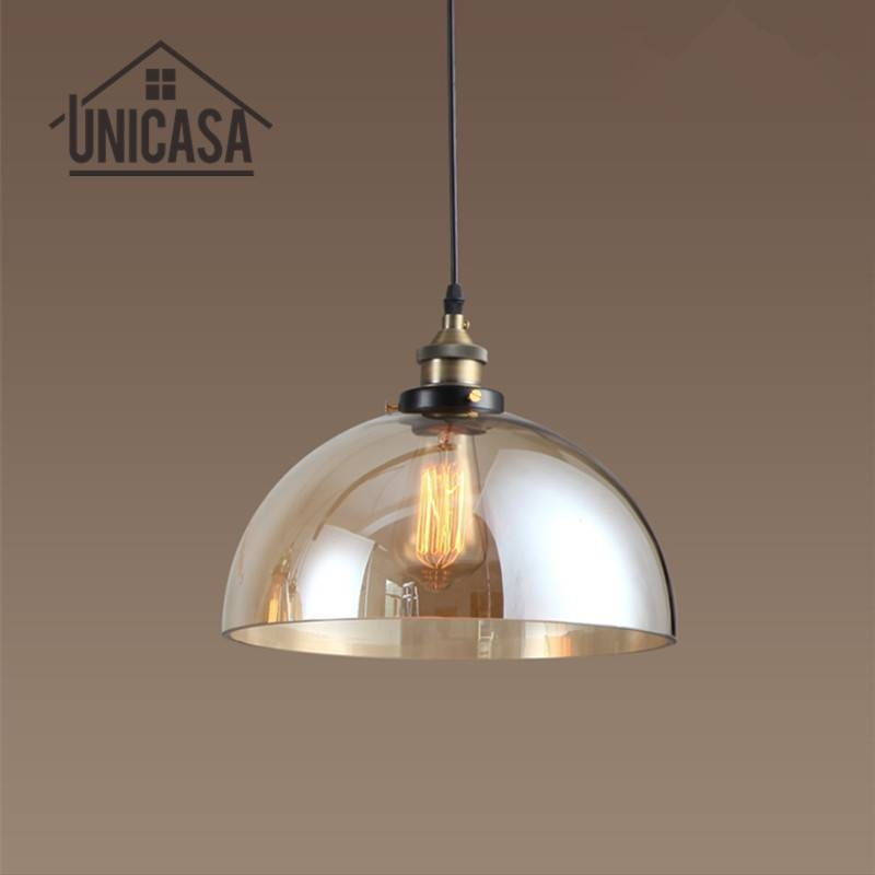 Online Get Cheap Mini Pendant Light Shades Glass  Aliexpress Intended For Discount Mini Pendant Lights (#12 of 15)