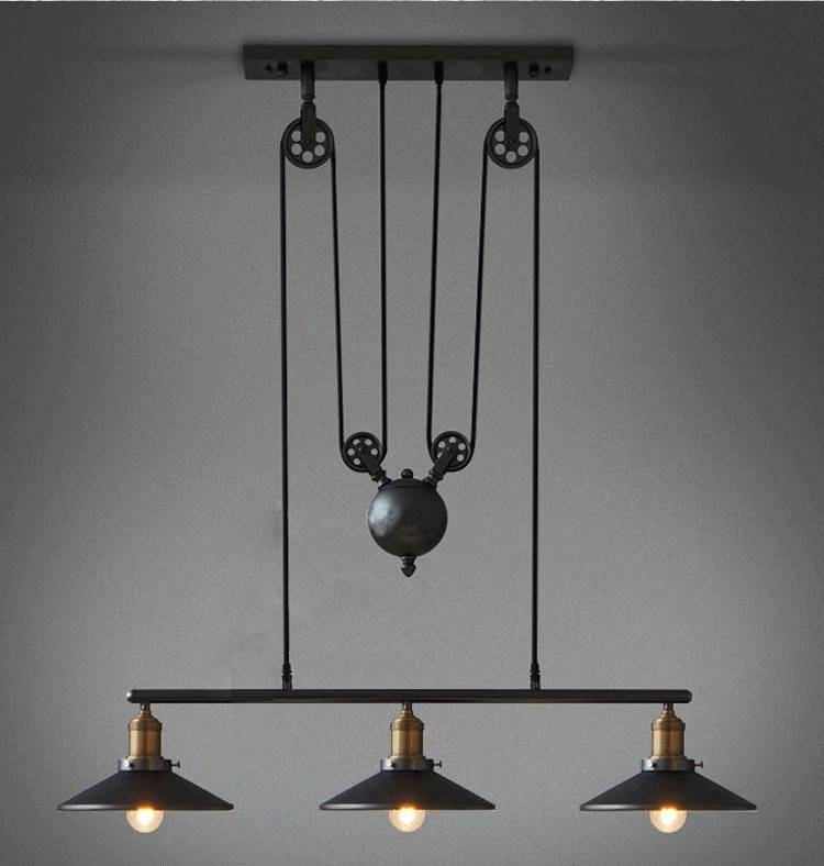 Online Get Cheap Pulley Light Fixtures  Aliexpress | Alibaba Group Regarding Pulley Lights Fixtures (#15 of 15)
