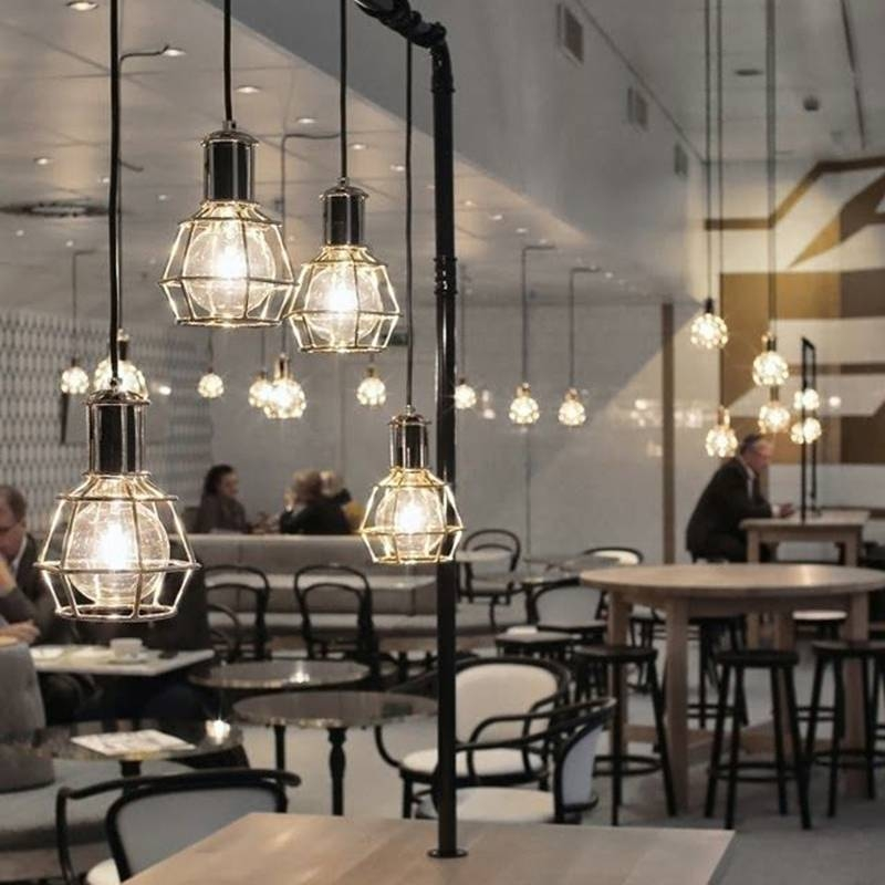 15 Best Of Restaurant Lighting Fixtures