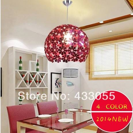 Online Get Cheap Shell Pendant Light Shade  Aliexpress Within Shell Light Shades Pendants (#8 of 9)