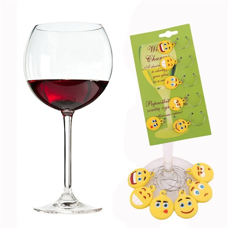 Online Get Cheap Wine Glass Pendants  Aliexpress | Alibaba Group With Wine Glass Pendants (#12 of 15)