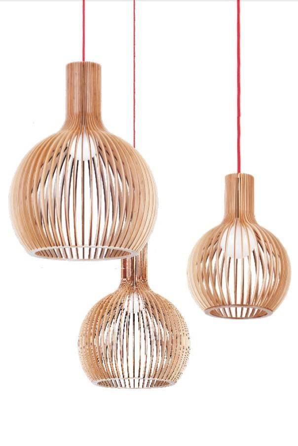 Online Shop Ems Free Shipping E27 Pendant Lamp Handmade Light Intended For Bentwood Lighting (#10 of 15)
