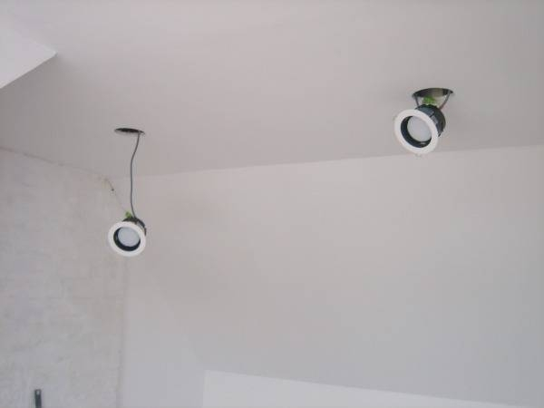 Our Handmade Home: The Light Fantastic In Ikea Recessed Lighting (#9 of 15)