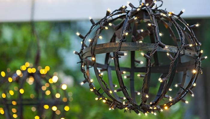 Outdoor Globe Lights Inside Lowes Outdoor Hanging Lights (View 2 of 15)