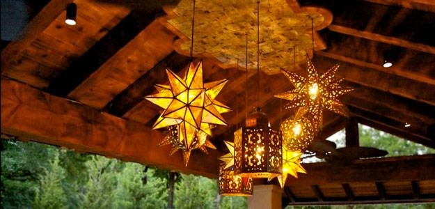 Outdoor Lanterns: Backyard Lighting, Asia, Americana – Bombay Outdoors Intended For Mexican Pendant Lights (#11 of 15)