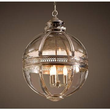 P62420 Nickel, China Nickel Finish Victorian Hotel Pendant Lights Regarding Luxury Pendant Lights (#14 of 15)