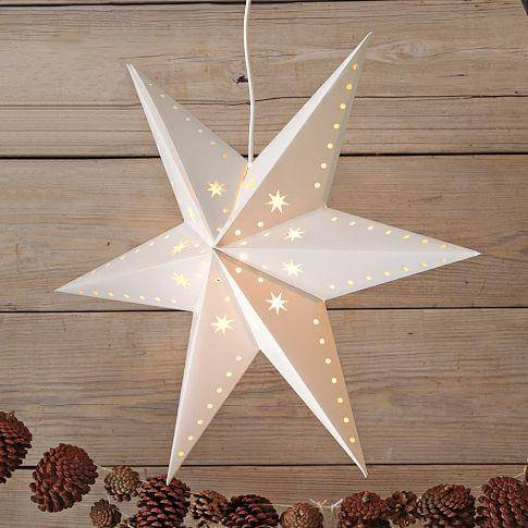 Paper Pendant – Pbteen Pertaining To Paper Star Pendant Lights (#10 of 15)