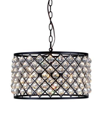 Patriot Lighting® Elegant Home Paisley 4 Light Drum Pendant Light For Patriot Lighting Pendants (View 10 of 15)