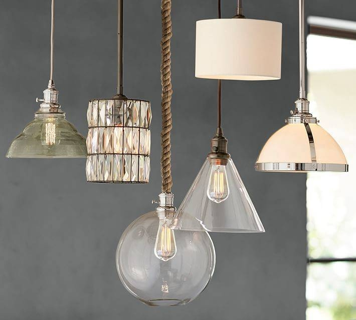 Inspiration About Pb Classic Pendant U2013 Milk Glass | Pottery Barn For Milk  Glass Pendant Light