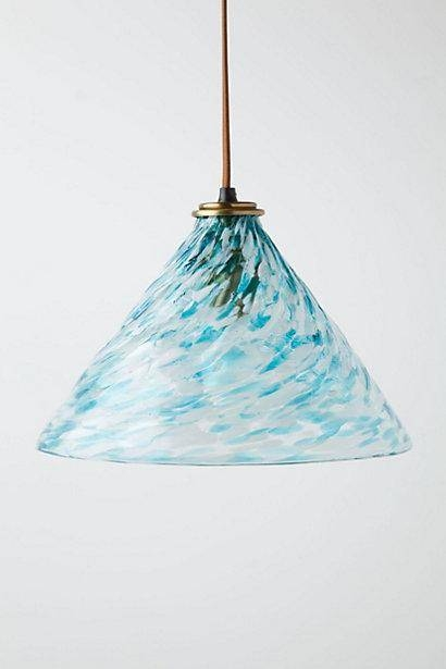 Pendant, Cone – Anthropologie Throughout Anthropologie Pendant Lighting (View 5 of 15)