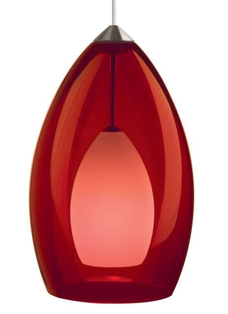 Pendant Lamp / Contemporary / Murano Glass – Fire – Tech Lighting Pertaining To Murano Glass Pendant Lights (View 11 of 15)