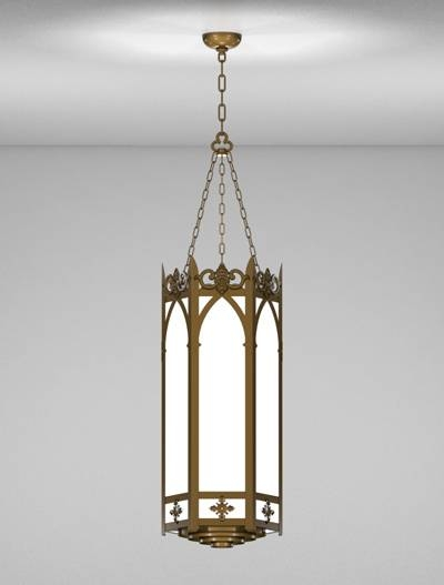 Pendant Lighting Fixtures – Craft Metal Products, Inc (#13 of 15)