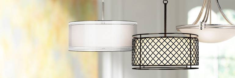 Pendant Lighting – Modern And Classic Pendants, Large, Small And In Lamps Plus Pendant Lights (#9 of 15)