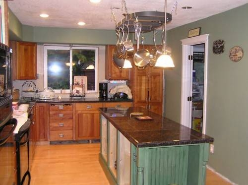 Pendant Lights And Pot Rackttfweb – Photoblog Inside Kitchen Pendant Lights With Pot Rack (#12 of 15)