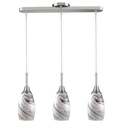 Pendant Lights – Hanging Lights – The Home Depot Regarding 3 Pendant Light Kits (#14 of 15)