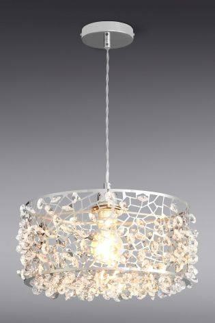 Pendants Ceiling Lights | Glass Pendants Ceiling Lights | Next Uk For Easy Fit Pendant Lights (View 11 of 15)
