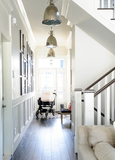 Pendants Light The (hall)way | Twoinspiredesign Throughout Entry Hall Pendant Lighting (View 4 of 15)