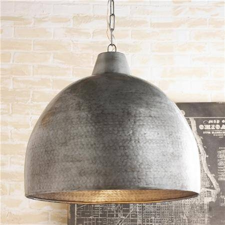 Perfect Oversized Pendant Light Oversized Pendant Lamp Chiarod Throughout Hammered Metal Pendant Lights (View 12 of 15)