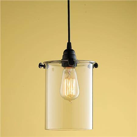 Perfect Pendant Light Shades Glass Replacement Clear Glass Pendant Pertaining To Glass Shades For Mini Pendant Lights (#12 of 15)