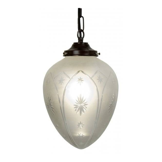 Period Lighting, Traditional Quality Reproduction Ceiling Lights With Edwardian Pendant Lights (#8 of 15)