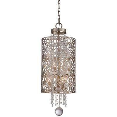Pewter – Minka Lavery – Pendant Lights – Hanging Lights – The Home Inside Minka Lavery Pendant Lights (#14 of 15)
