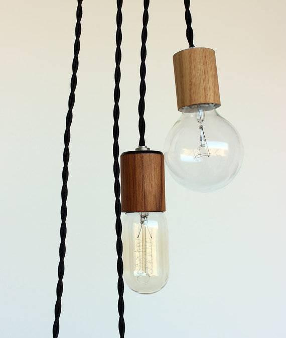 Plug In Pendant Light Kit – Jeffreypeak Throughout Plug In Pendant Lights (#13 of 15)
