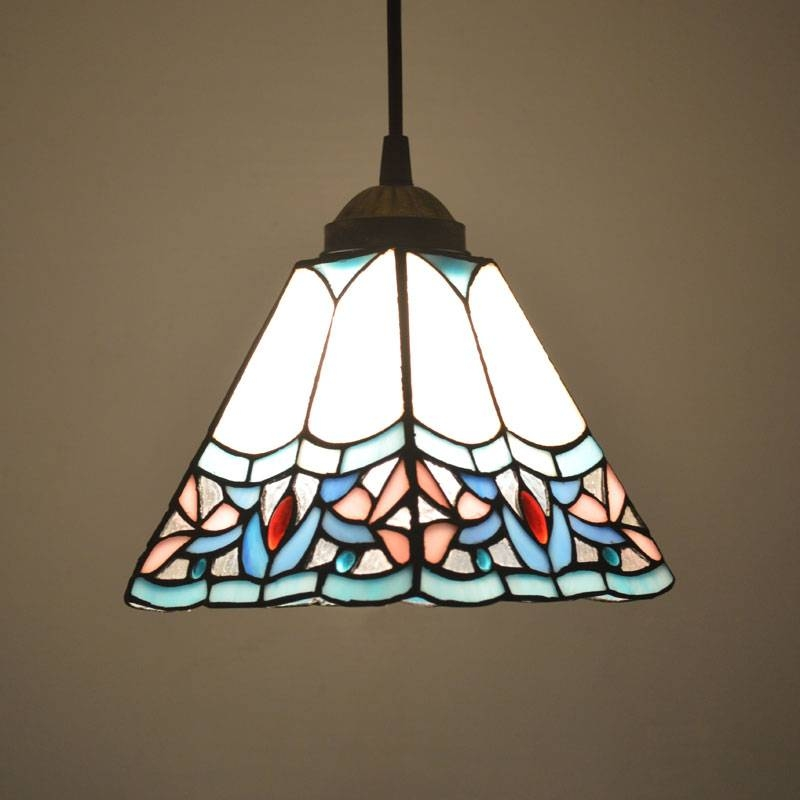 Popular Art Glass Shade Buy Cheap Art Glass Shade Lots From China Within Art Glass Pendant Lights Shades (View 11 of 15)