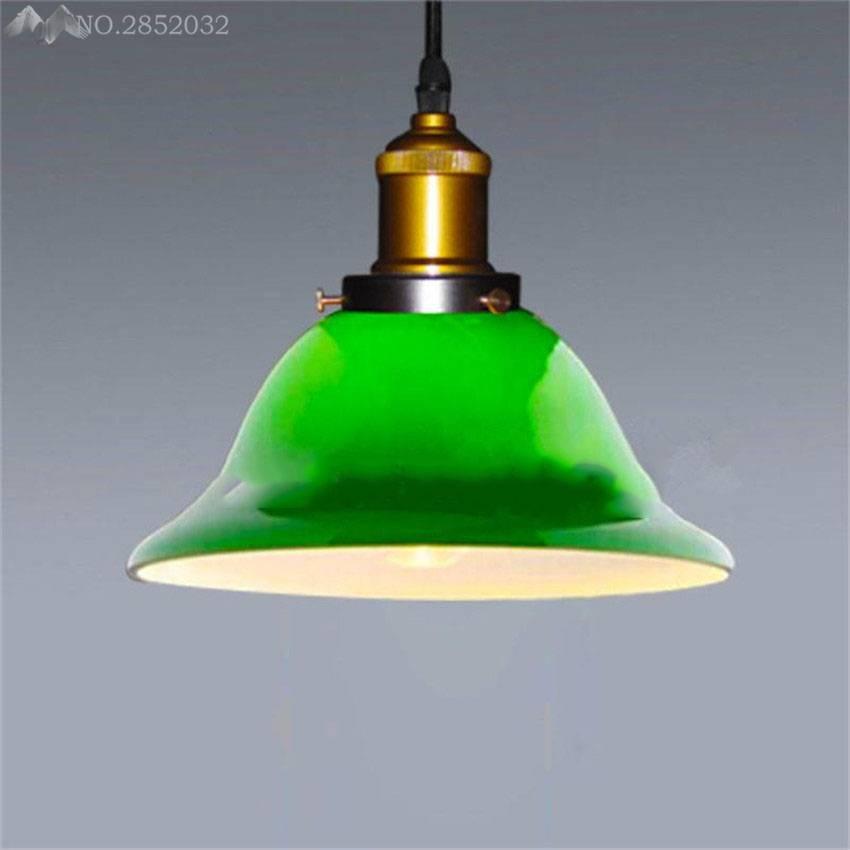 Popular Green Glass Pendant Lights Buy Cheap Green Glass Pendant Inside Green Glass Pendant Lighting (#14 of 15)