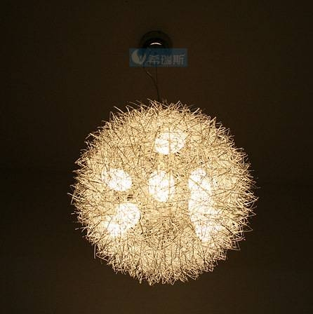 Popular Wire Ball Pendant Light Buy Cheap Wire Ball Pendant Light With Regard To Wire Ball Lights Pendants (#14 of 15)