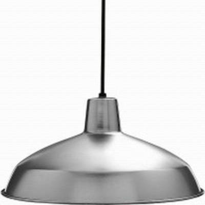 Progress Lighting P5094 13 Pendant Light Fixtures – Crescent In Brushed Steel Pendant Lights (#13 of 15)