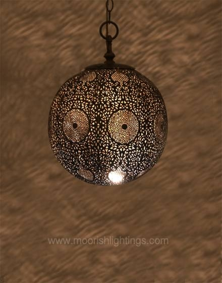 Punched Tin Lights   Pierced Tin Lamps   Moroccan Lamps Wholesale Intended For Punched Tin Pendant Lights (#10 of 15)