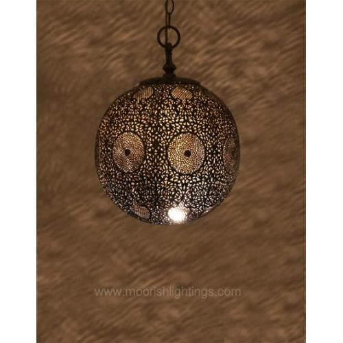 Punched Tin Lights | Pierced Tin Lamps | Moroccan Lamps Wholesale Within Moroccan Punched Metal Pendant Lights (#15 of 15)