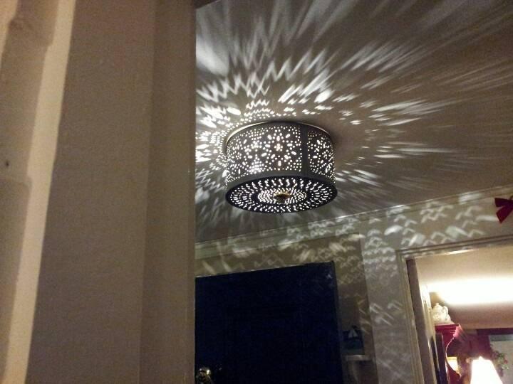 Punched Tin Pendant Light Ideas   Myarchipress Pertaining To Punched Tin Pendant Lights (#11 of 15)