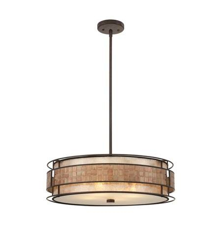 Inspiration about Quoizel Mc8420Crc Laguna 4 Light 22 Inch Renaissance Copper Pertaining To Quoizel Pendant Lights Fixtures (#9 of 15)