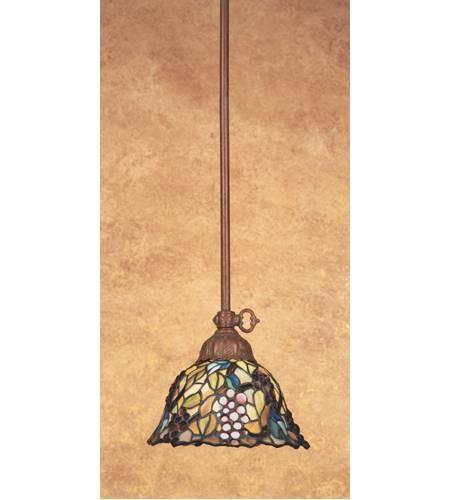 Inspiration about Quoizel Tiffany Mini Pendants Tf1520Z With Regard To Tiffany Mini Pendants (#1 of 15)