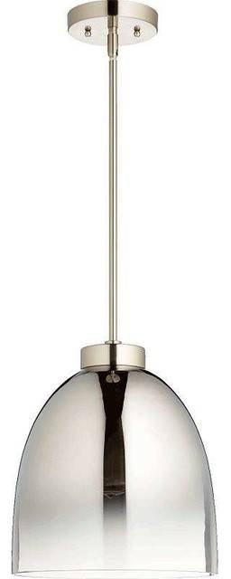 Inspiration about Quorum Lighting 830 Mini Pendant Light – Contemporary – Pendant Inside Quorum Pendant Lights (#1 of 15)