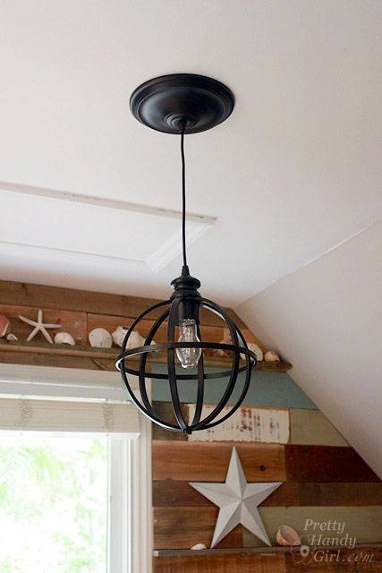 Recessed Lighting Design Ideas: Amazing Recessed Light To Pendant With Pendant Lights Conversion Kits (#15 of 15)