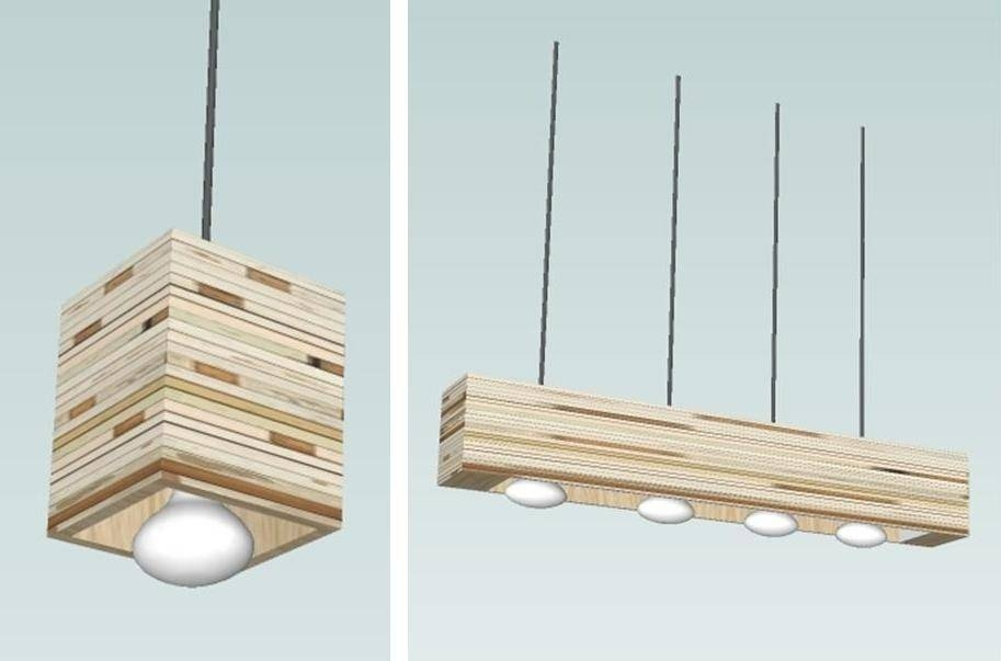 Reclaimed Wood Light Fixture | Wb Designs Intended For Reclaimed Pendant Lighting (View 14 of 15)
