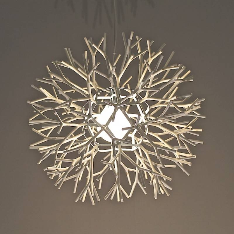 Popular Photo of Coral Pendant Lights Replica