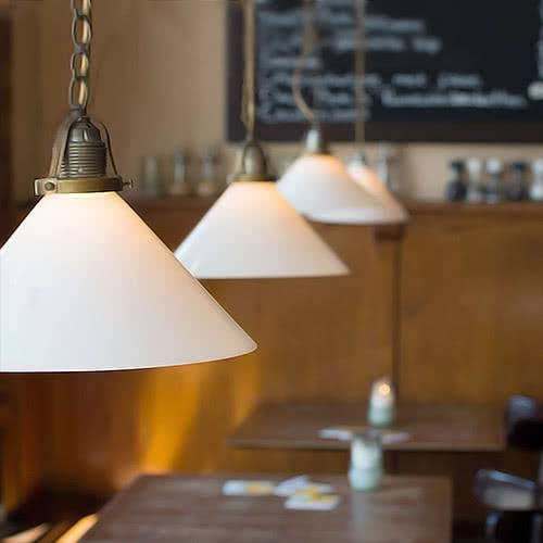 Restaurant Lighting Ideas | Restaurant Lighting Trends For Restaurant Lighting Fixtures (View 2 of 15)