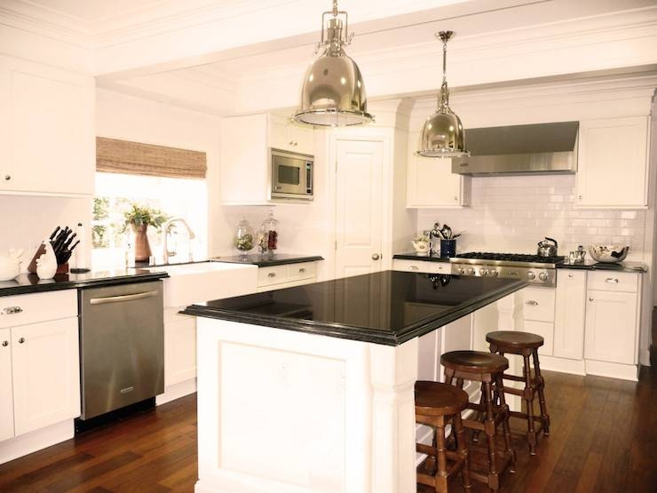 Restoration Hardware Benson Pendant – Traditional – Kitchen In Benson Pendants (View 8 of 15)