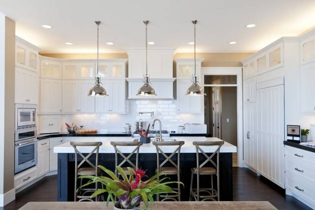 Restoration Hardware Pendants – Transitional – Kitchen – Charlie In Restoration Hardware Pendants (View 3 of 15)