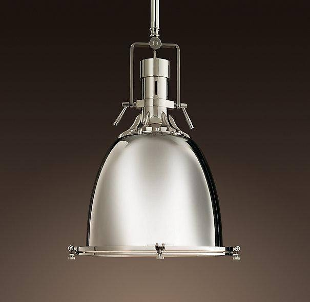 Restoration Hardware Single Harmon Pendant Within Restoration Hardware Pendants (View 7 of 15)