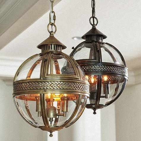 Inspiration about Restoration Hardware Victorian Hotel Pendant – Copycatchic With Regard To Victorian Pendant Lights (#3 of 15)