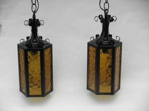 Retro Lighting, Pendant Lanterns And Swag Lamps For 1960S Pendant Lights (#14 of 15)