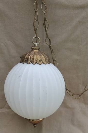 Retro Lighting, Pendant Lanterns And Swag Lamps With Regard To 1960S Pendant Lights (#15 of 15)
