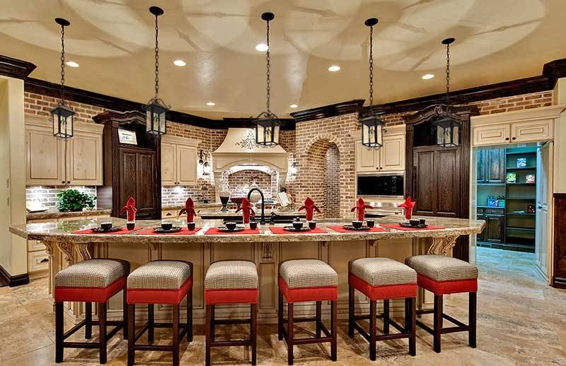 Inspiration about Reviews: Chandeliers – Pendulum Lighting – Kitchen Lighting – Bar With Wrought Iron Kitchen Lighting (#9 of 15)